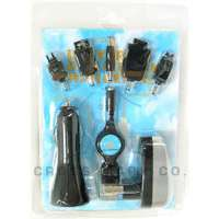 UNIVERSAL MOBILE PHONE CELL PHONE CHARGER KIT ANY PHONE