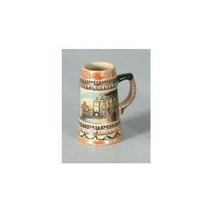 Ceramic Rothenberg Beer Stein Shot Glass Kitchen & Dining