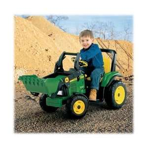 Peg Perego John Deere Power Loader Sports & Outdoors