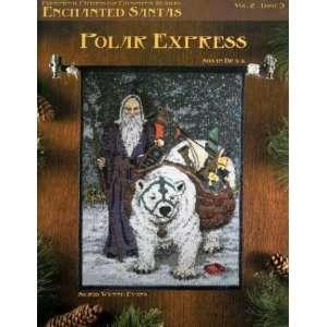 Santas: Polar Express (9781932368024): Sigrid Wynne Evans: Books