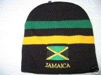 RASTA~REGGAE~JAMAICA~HAT~CAP~BEANIE~SKULLY   NEW