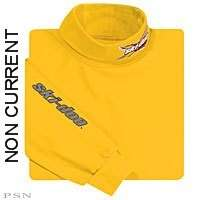 SKI DOO KIDS X TEAM TURTLENECK NEW YLW 453264