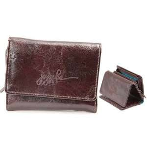 Ju Ju Be Legacy Collection Be Thrifty Brown Teal Wallet Baby
