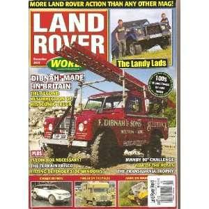 Land Rover World Magazine (December 2010): Various: Books