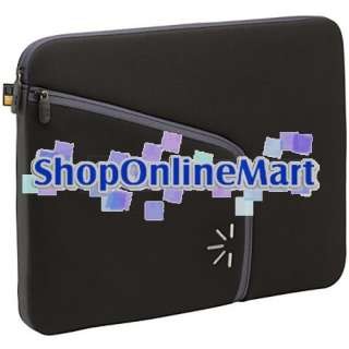 10 Laptop Netbook Sleeve Case Logic Neoprene Black