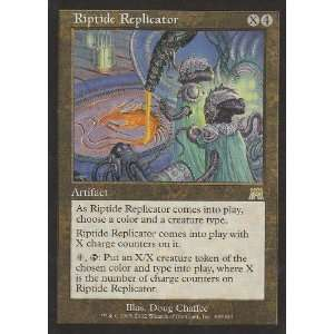 Riptide Replicator (Magic the Gathering : Onslaught #309