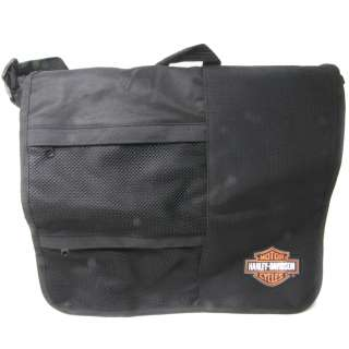 Harley Davidson Messenger Bag Tote   Briefcace Assorted Styles