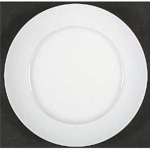Thomas Vario White Dinner Plate, Fine China Dinnerware:
