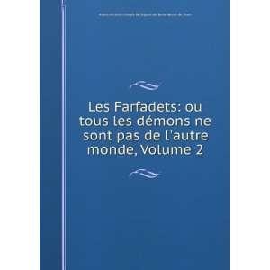 Alexis Vincent Charles Berbiguier de Terre Neuve du Thym Books