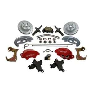 SSBC A123 A Front Drum to Disc Brake Conversion Kit