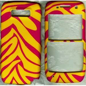 New Pink Zebra cute case for nokia e71 Straight Talk