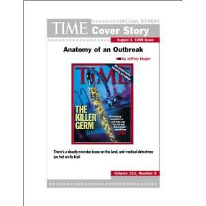 of an Outbreak : TIME Magazine Cover Story [Download: PDF] [Digital