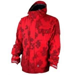 Planet Earth Clothing Jackson Pro Jacket: Sports