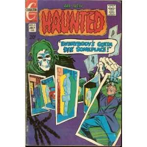 Haunted (All New Haunted, Vol.3): Nicola Cuti, George Wildman: Books