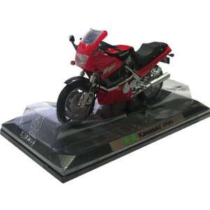 600R Replica Dirt Bike Motorcycle Toy   Red / 112 Scale Automotive