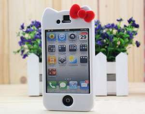 Cute Lovely Hard Case Character Cover Skin for Apple iPhone 4 4G 4S