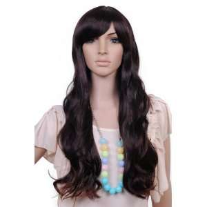 Synthetic Dark Brown Wig by Sexy Wigs Beauty