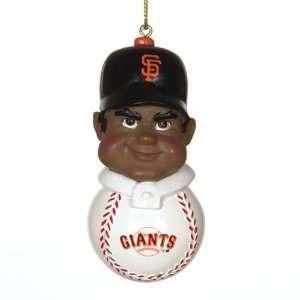 BSS   San Francisco Giants MLB Team Tackler Player Ornament (4.5