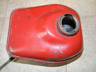 1970 and up Rupp Mini Bike Gas Tank minibike roadster