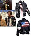 Peter Fondas Easy Rider Vintage Leather JacketXS    M