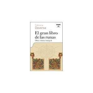 GRAN LIBRO DE LAS RUNAS, EL (Spanish Edition