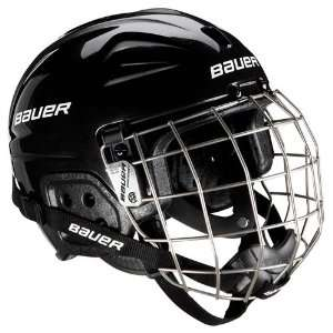 Bauer Lil Sport Youth Hockey Helmet w/Cage   2011  Sports