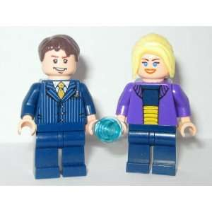 Dr. Who and Rose Tyler Custom: Toys & Games
