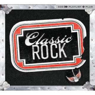 Playlist Plus Classic Rock (Dig) Various Artists
