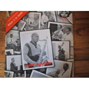 Blues a La Mode Budd Johnson Music