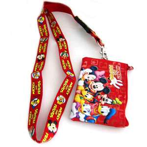 You are buying one brand new Disney Mickey Mouse & Friends Pouch And
