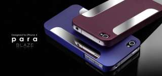 PARA BLAZE Back CASE cover skin IPHONE 4 4s 4G 4gsTPU BUMPER