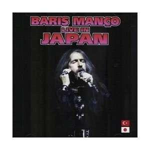 Live In Japan / Japonya Konseri Baris Manco Music