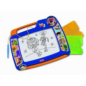Fisher Price Disney/Pixar Toy Story 3 Kid Tough Doodler Classic