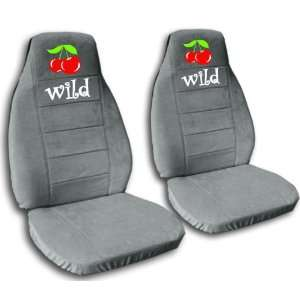 steel grey wild cherry seat covers, for a 2001 Mini Cooper. Please