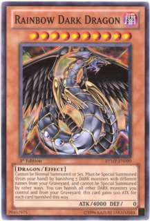 Oh Card   RYMP EN099   RAINBOW DARK DRAGON (common)   NM/Mint