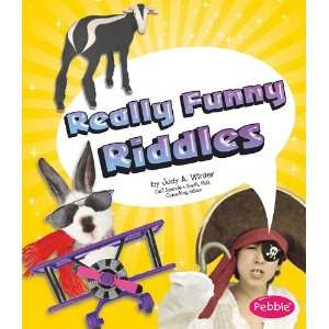 Really Funny Riddles (Pebble Books Joke Books