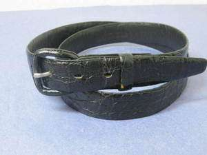 Top grain Leather Paris brand Dress Belt (32 35 waist size)