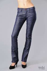 NWT Nudie Jeans Narrow Boot Dry Clean Organic 25/34