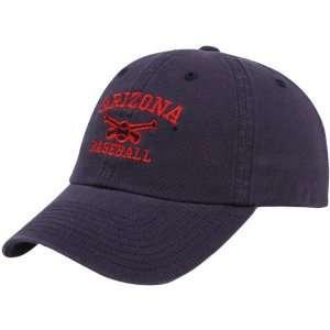 Top of the World Arizona Wildcats Navy Blue Baseball Sport