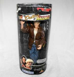 LOT OF 3 DUKES OF HAZARD ACTION FIGURES DOLLS LIMITED EDITION