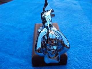 Hood Ornament Golf Cart Kit Car Dune Buggy Rat Rod
