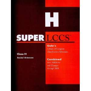 SUPERLCCS 09: Schedule H (SUPERLCCS: Schedule H Social