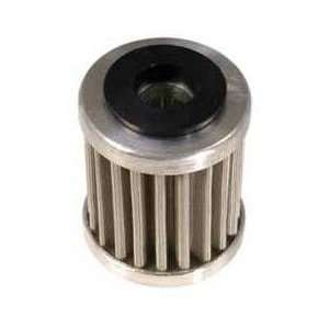 PC Racing Flo® Stainless Steel Oil Filters Spin On