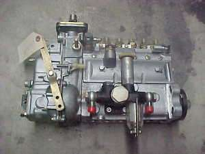 JOHN DEERE 740 SKIDDER REMAN FUEL INJECTION PUMP