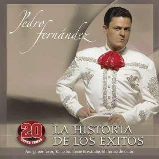 Historia De Los Exitos Pedro Fernandez