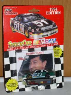 1994 Harry Gant #33 Lumina 164 Scale Racing Champions