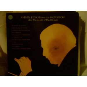 Arthur Fiedler and the Boston Pops Play the Music of Paul