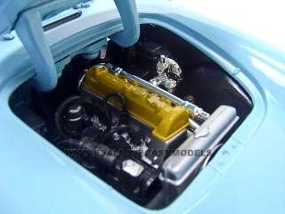 1960 LOTUS ELITE BLUE 118 DIECAST MODEL