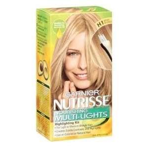 Garnier Nutrisse Multi Lights Highlighting #H1 Cool Blonde
