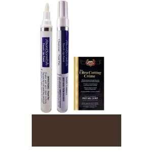 1/2 Oz. Espresso Brown Metallic Paint Pen Kit for 2011 GMC